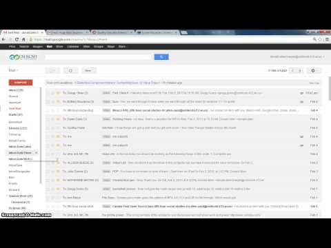 Finding Archived Emails in Google Mail