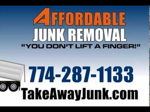 Affordable Junk Removal in Bellingham, MA 02019 - Affordable Junk Removal
