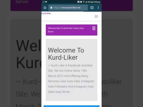 How to fixed login kurdgram & instakurd | Mobile