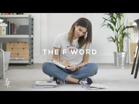 THE F WORD | Lily Pebbles (BOOK ANNOUNCEMENT)