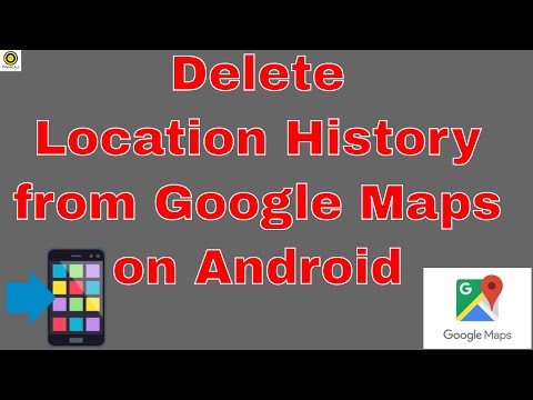 How to Delete Location History from Google Maps on Android