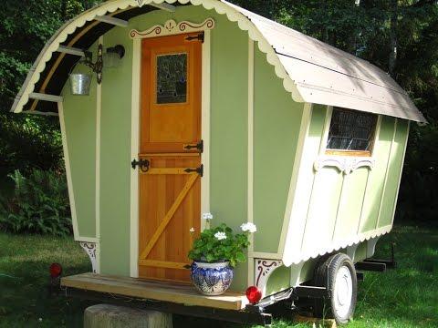 Jordyn's caravan