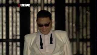 싸이(PSY) - 강남스타일(GangnamStyle) : MAMA 2012