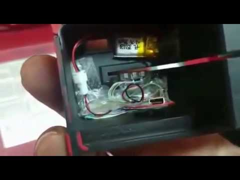 ATM Card Data & Pin number Theft, This is how the do it.