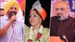Big Ticket Names Who Won in Lok Sabha Elections 2019