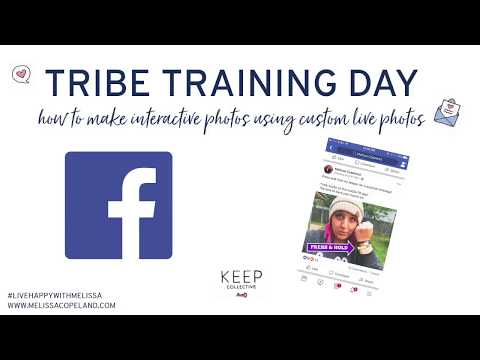 How to Make Press and Hold Facebook Posts Using Custom Live Photos