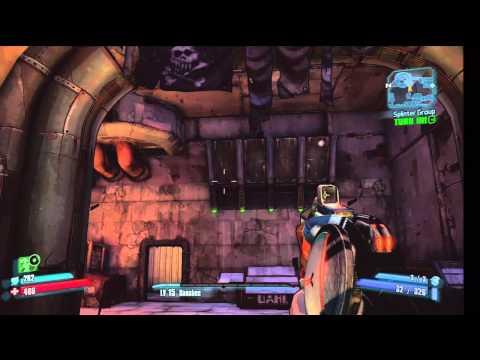 Borderlands 2 - Bloodshot Stronghold Puzzle Guide/Explanation