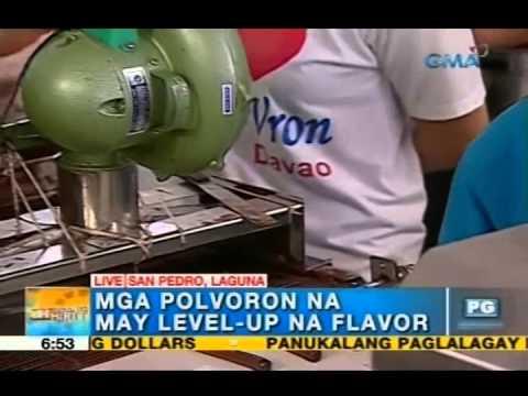 How to make healthy flavored polvoron   Unang Hirit