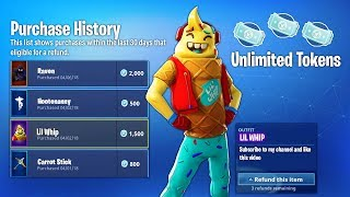 fortnite 5 more refund tokens Videos - 9tube tv