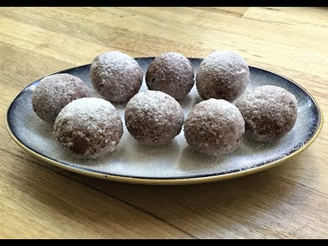LIGHT AND EASY 'TINY DONUT' RECIPE, WITH TURKISH LOR CHEESE OR RICOTTA - No Yeast