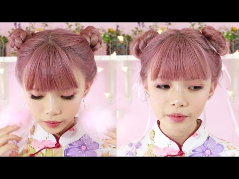 My Easy Go-To Buns ♡ Two Hairstyles Tutorial