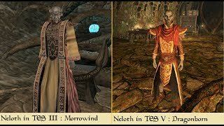 All Recurring Characters In The Elder Scrolls Series