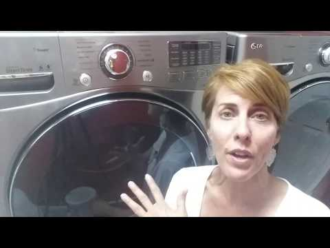 Get rid of the stinky, moldy smell INSIDE your washing machine with this tip