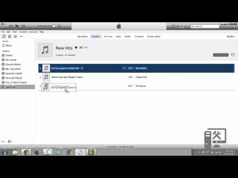 Burn iTunes Songs to CD - Audio CD or MP3 Disc
