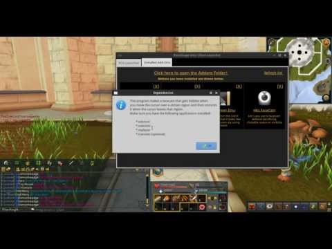How to add a facecam to Games in Linux