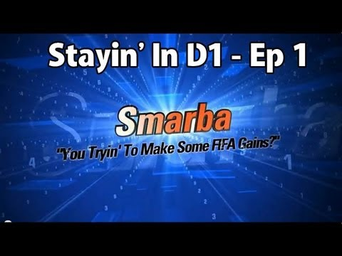 Fifa 13 Ultimate Team - Stayin in D1 (ep1) - The beginning!