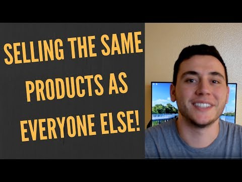 Selling on Amazon when everyone is selling the same product!!! Trending products and what to do!