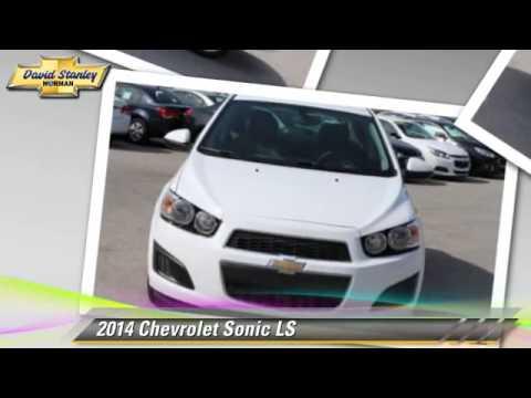 New 2014 Chevrolet Sonic LS - Norman
