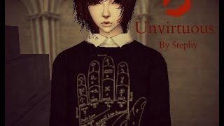IMVU Create-An-Avatar: Unvirtuous