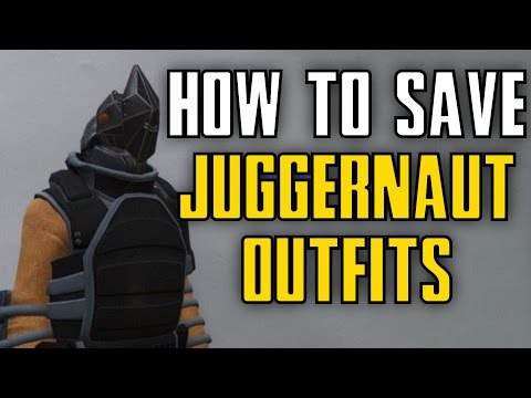 How To Get The Juggernaut Outfit In GTA Online After Patch 1.37