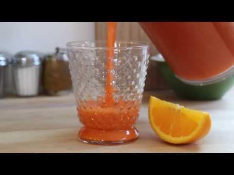 How to Make Carrot and Orange Juice | Juicing Recipes | AllRecipes