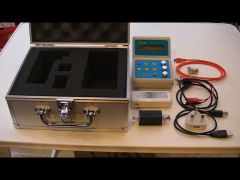 A Tesla Coil Tuning Kit