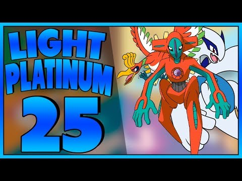POKÉMON LIGHT PLATINUM #25 - DEOXYS/HO-OH/LUGIA (GBA)