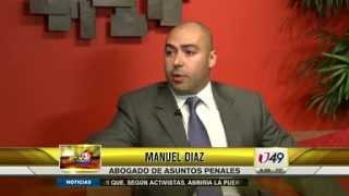 Abogado Manuel Diaz - Infracción de trafico, ¿Es un Crimen? - Abogados Diaz Dallas