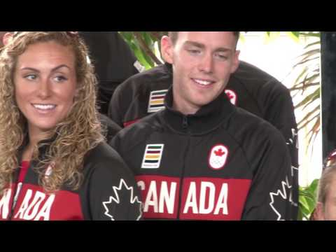 2016 Canadian Olympic Rowing Team Announcement