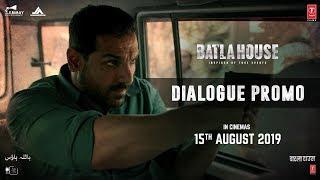 Batla House - Dialogue Promo 6   John Abraham, Mrunal Thakur, Nikkhil Advani   Releasing 15th August