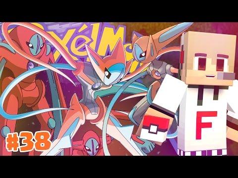 TUTTE LE FORME DI DEOXYS ! - PIXELMON #38 [Scusate l'audio]