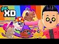 PKXD NOVA CASA PARA OS PETS! PETER GAMES PETER TOYS