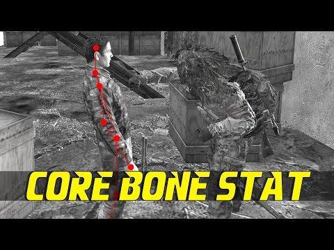 The Core Bone Stat | Spinal Damage Update