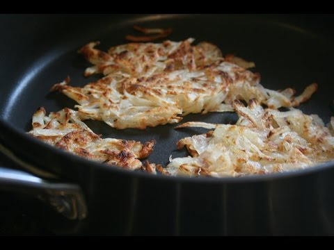 How to make hash browns from scratch