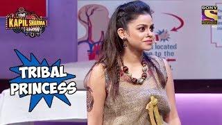 Tribal Princess Sarla Gulati - The Kapil Sharma Show