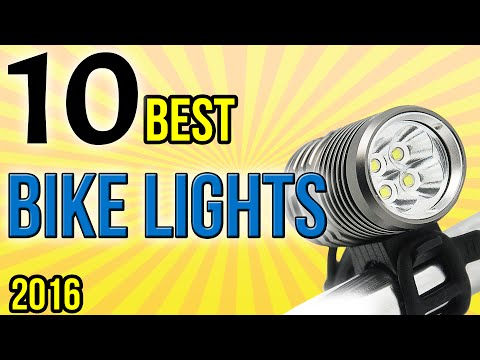 10 Best Bike Lights 2016