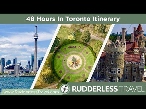 48 Hour Toronto Itinerary (Day 1)