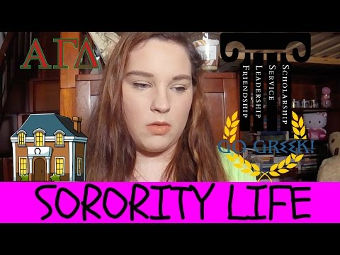 What Being In A Sorority Is Really Like I AChilly_