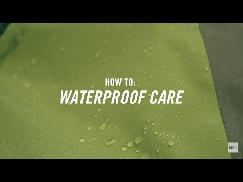 How to Take Care of your Waterproof Breathable Jacket