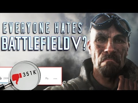 EVERYONE HATES BATTLEFIELD 5? - Dude Soup Podcast #176