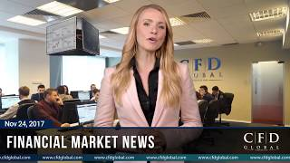 CFD Global Financial Market News for  - 24.11.2017