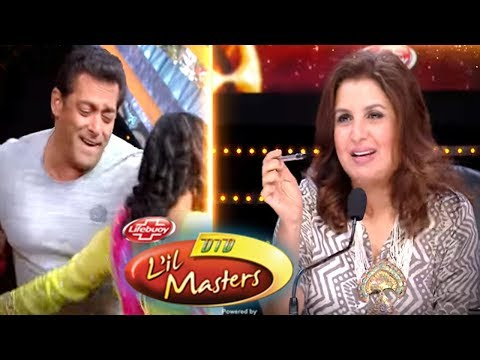DID Little Masters - 11th June 2018   Salman Khan,Jacqueline   Race 3   ZEE Tv DID L'il Master 2018
