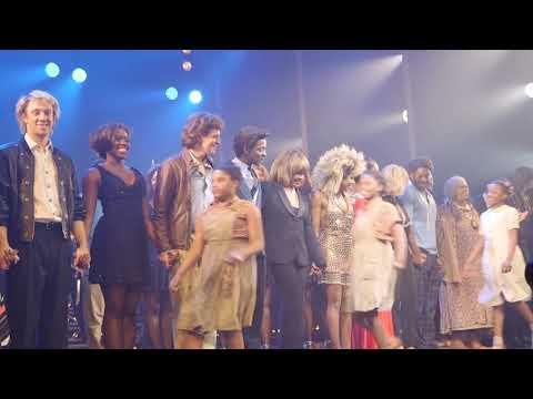 Tina The Musical | Curtain Call With Tina Turner