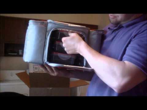 6 Pack Fitness - Meal Bag