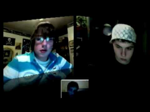 A 3 way video chat with xAustin21snipe and Dimcoproductions