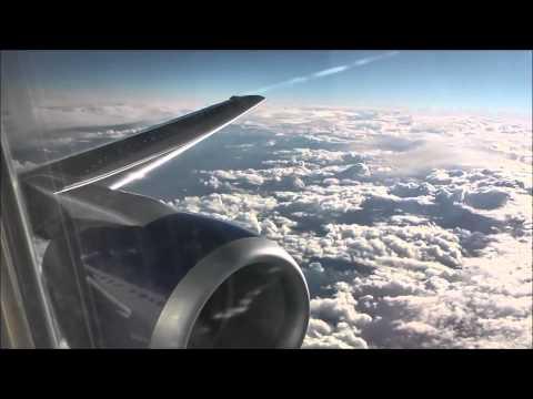 British Airways Boeing 737-436   Rome Fiumicino to London Gatwick *Full Flight*
