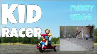 Funny Kid Racer 🏎 7 second of happiness FUNNY Video 😂 #391