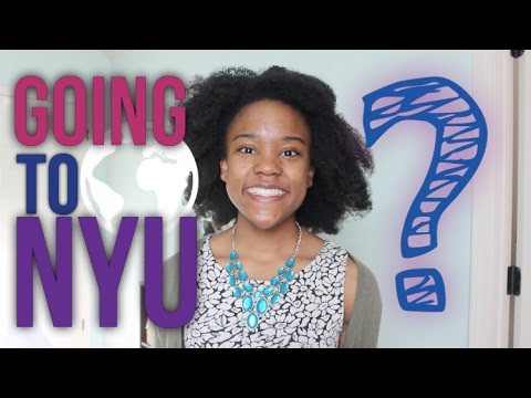 FULL RIDE TO NYU?! My NYU Acceptance and Scholarship Decision! 2016