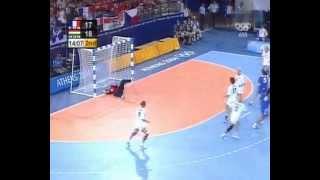 Athén 2004 - Magyarország-Franciaország női negyeddöntő kézilabda mérkőzés