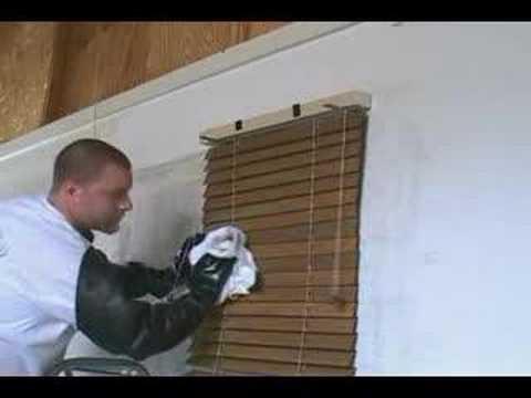 Morantz Ultrasonics: Cleaning Wood Blinds and Wood Items